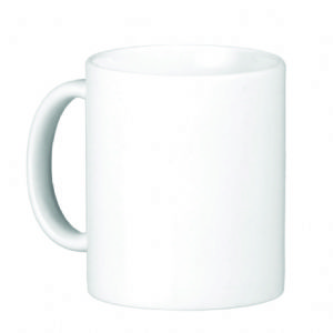 Personalised Porcelain Mug